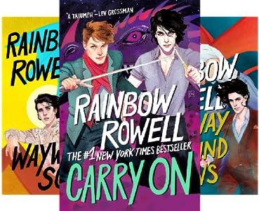 Simon Snow (3 book series) Kindle Edition
