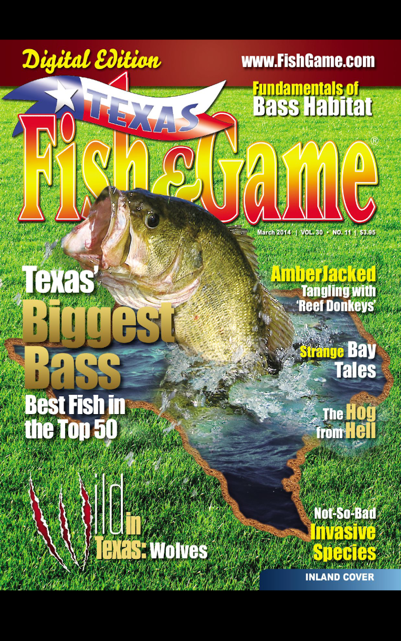 Texas fish game amazon appstore for Texas game and fish