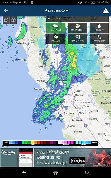 WeatherBug - Free Local Weather Forecast, Radar Map & Severe Storm Alerts