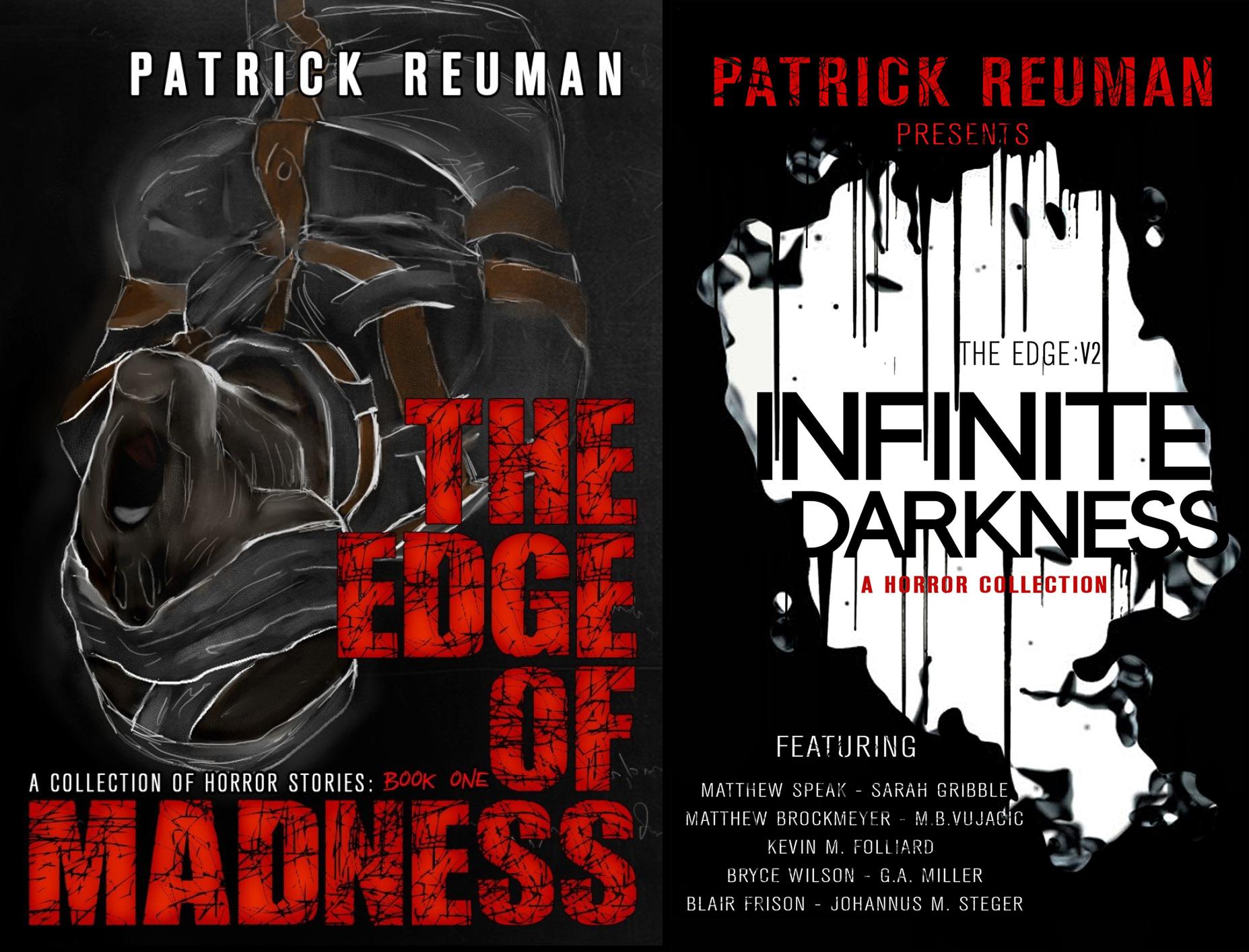 Books : The Edge (2 Book Series)