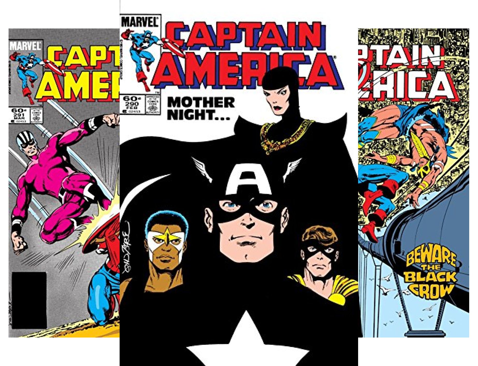Captain America: Death of the Red Skull (12 Book Series)