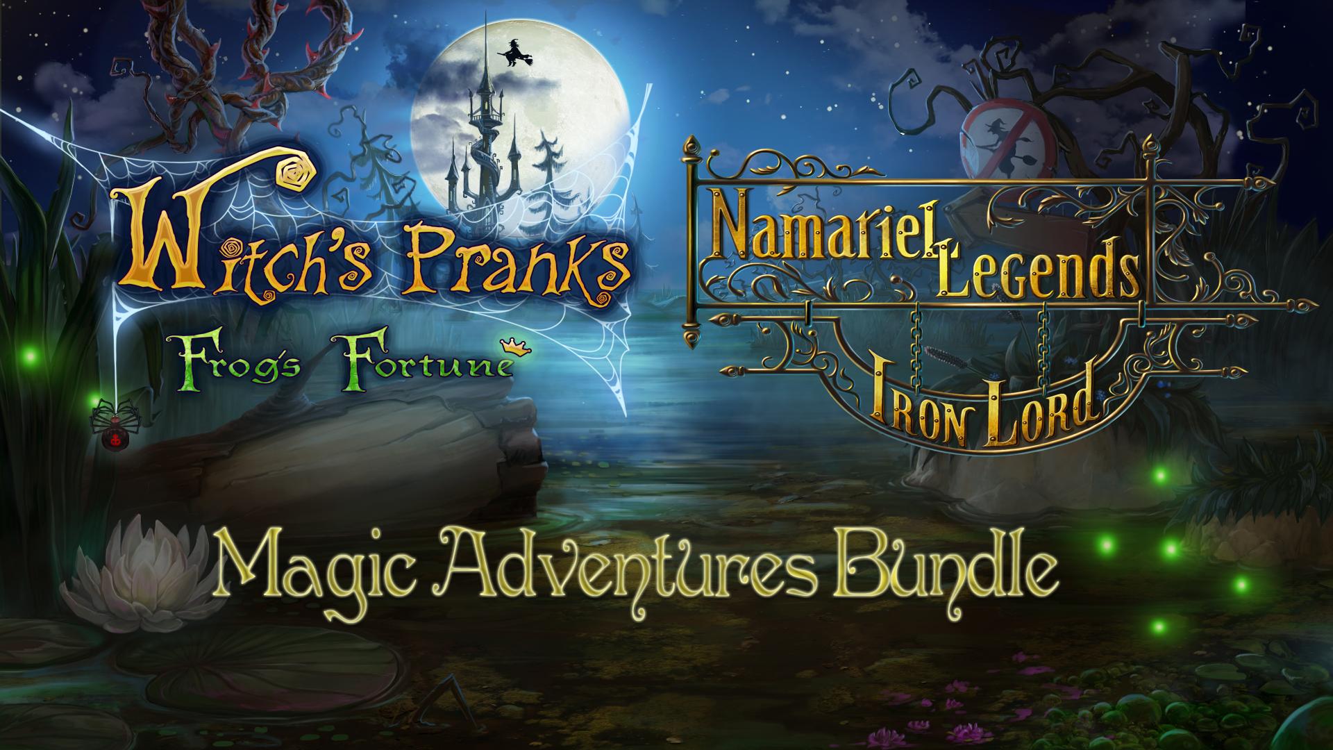 Magic Adventures Bundle (Download Bundle)