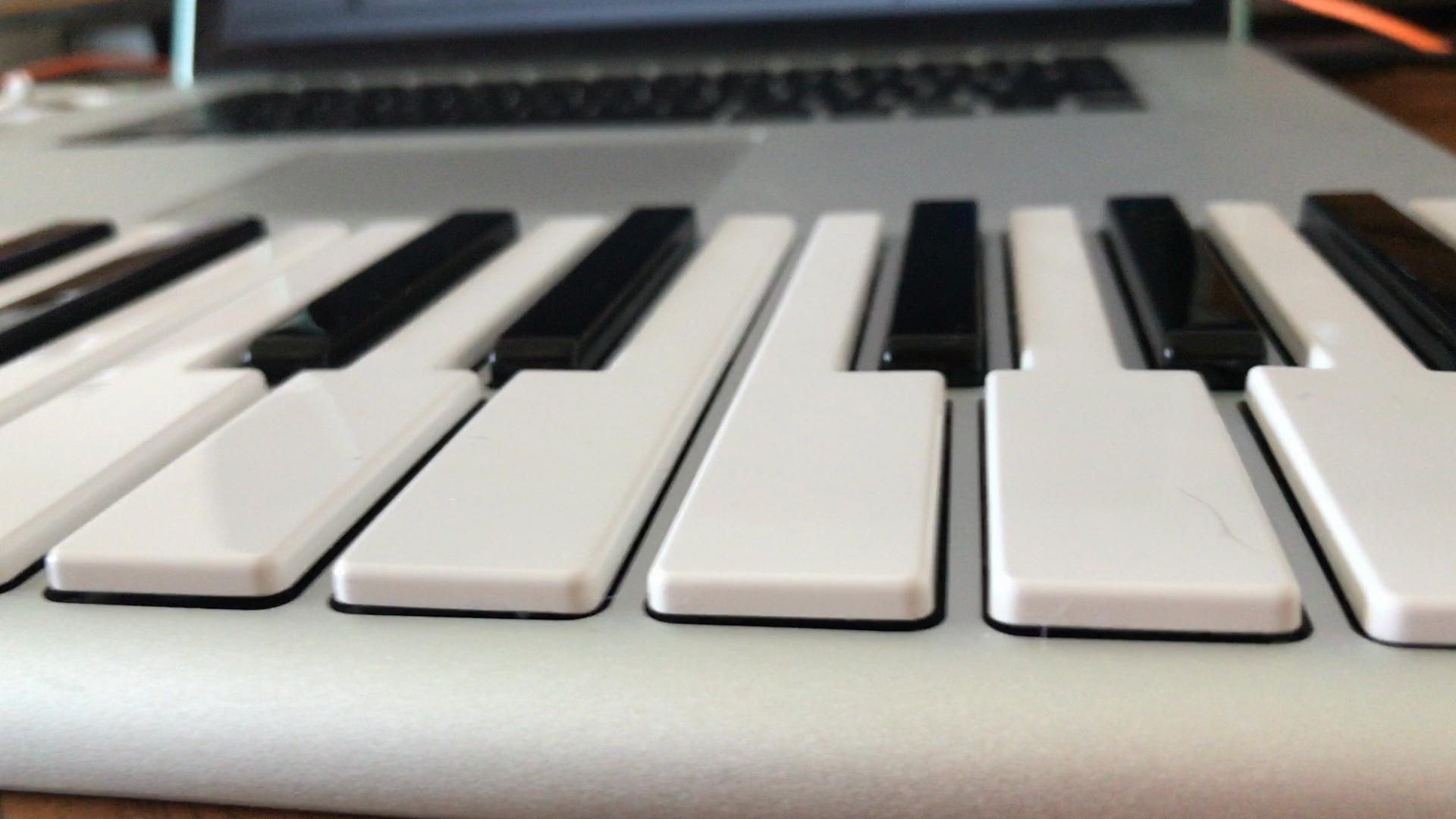 xkey 25 key portable musical keyboard musical instruments