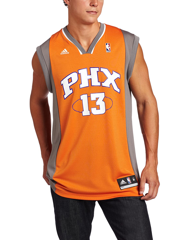 sale retailer 2ccbb e0810 adidas NBA Men's Phoenix Suns Steve Nash Revolution 30 ...