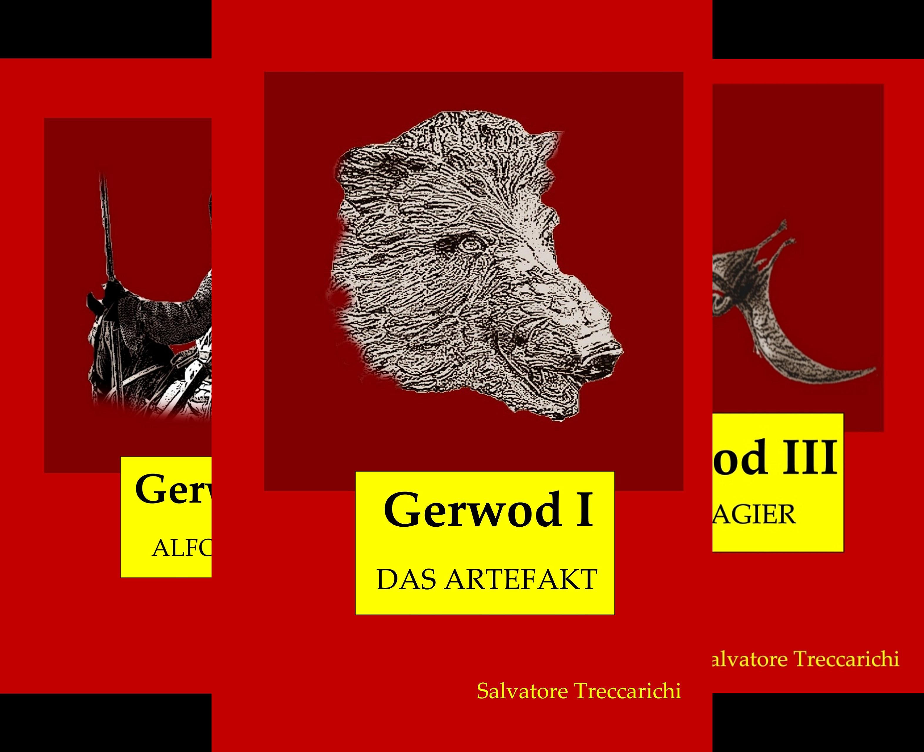 Gerwod (Reihe in 5 Bänden)