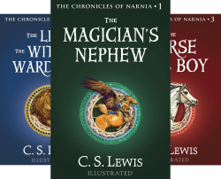 The Chronicles Of Narnia (7 Book Series) by  C.S. Lewis