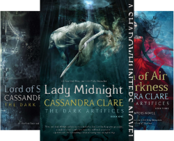 The Dark Artifices (3 Book Series) by  Cassandra Clare