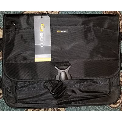Solo NY104510 15.4 Nylon Messenger Bag cheap