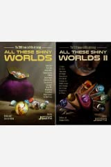 All These Shiny Worlds (2 Book Series) Kindle Edition