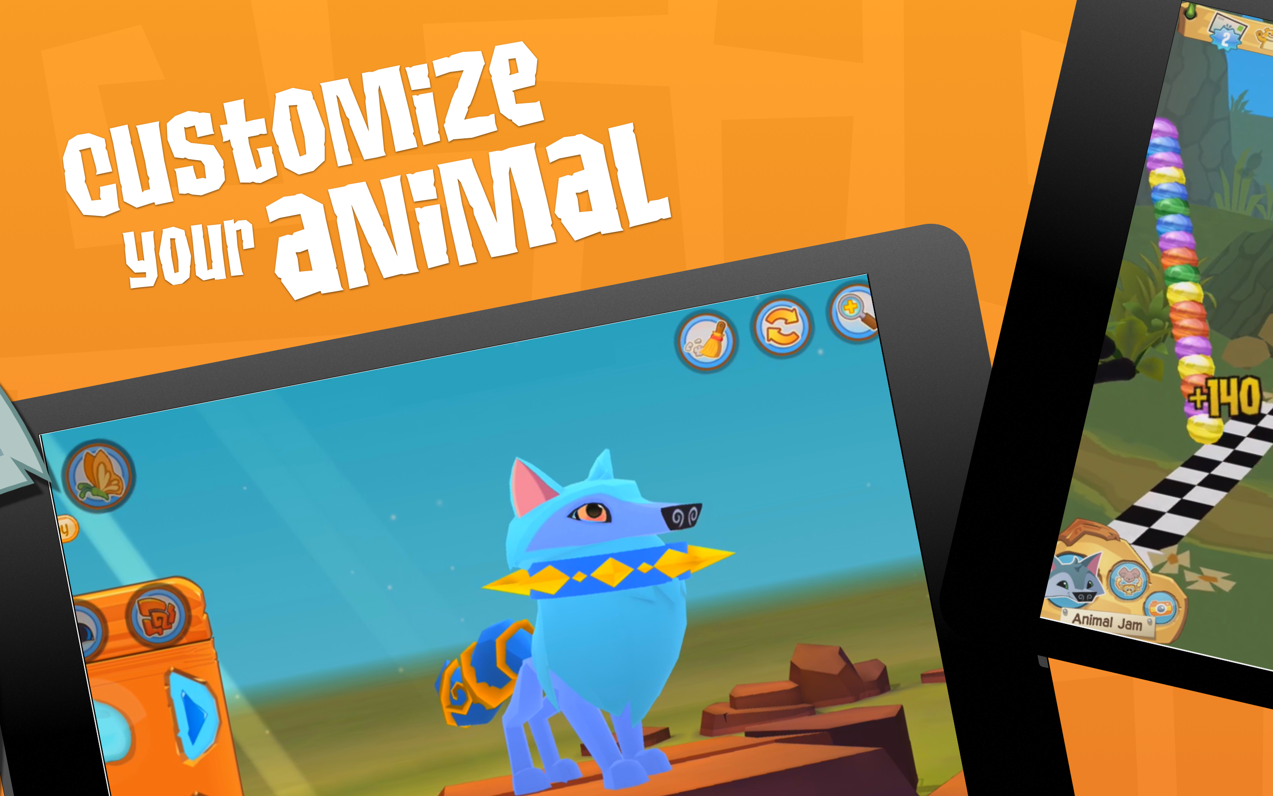 Amazoncom Animal Jam Play Wild Appstore For Android