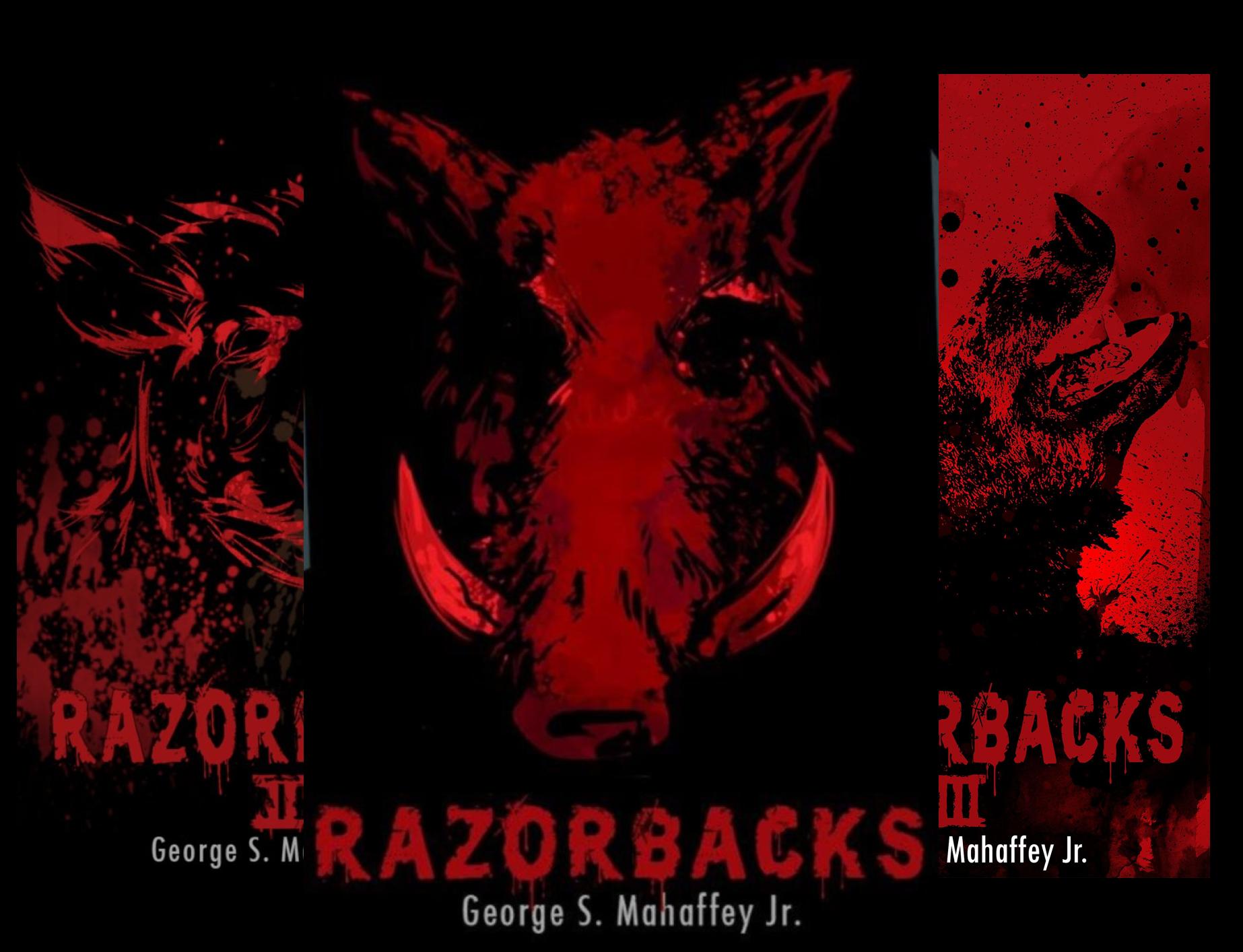 RAZORBACKS (3 Book Series)