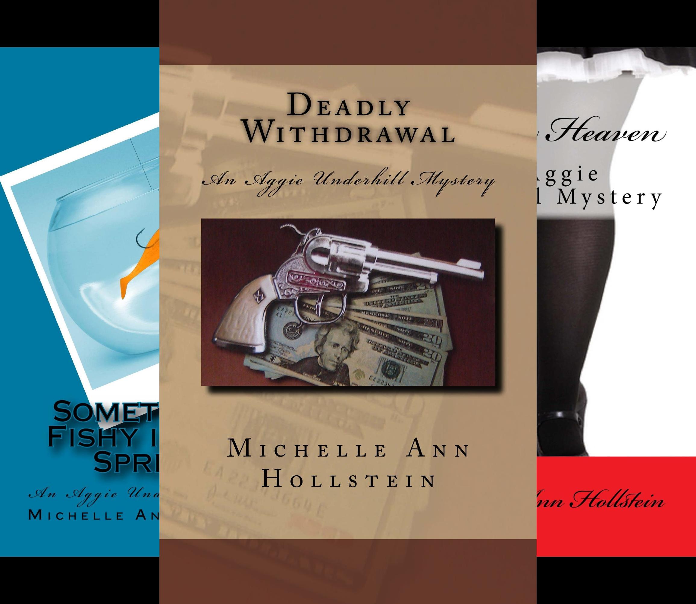 An Aggie Underhill Mystery (10 Book Series)