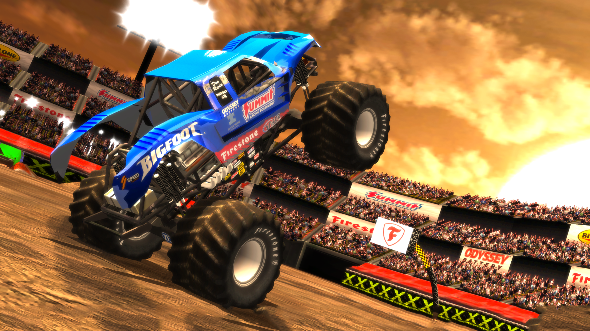 monster truck destruction appstore for android. Black Bedroom Furniture Sets. Home Design Ideas