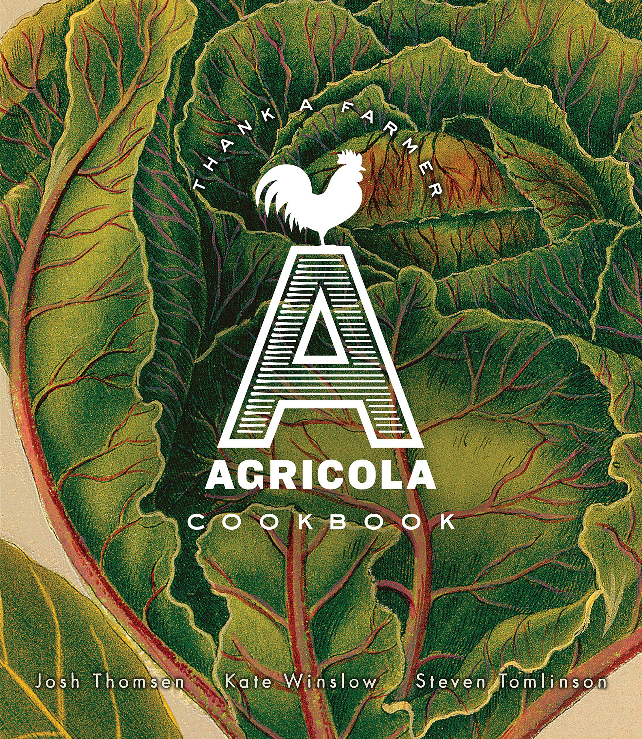 Read Online Agricola Cookbook ebook