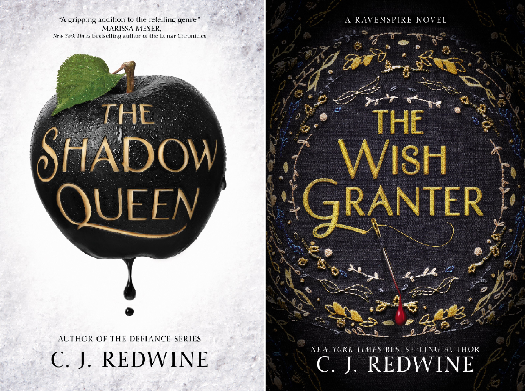 Ravenspire (2 Book Series)