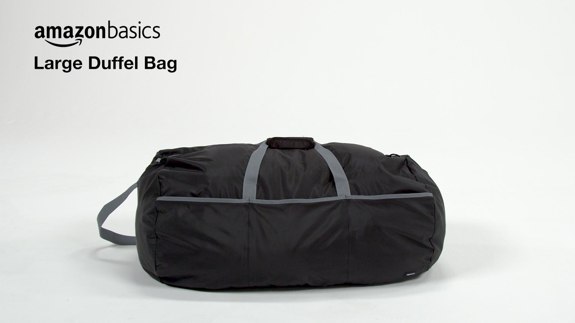 7ca4781869d1 AmazonBasics Large Duffel Bag