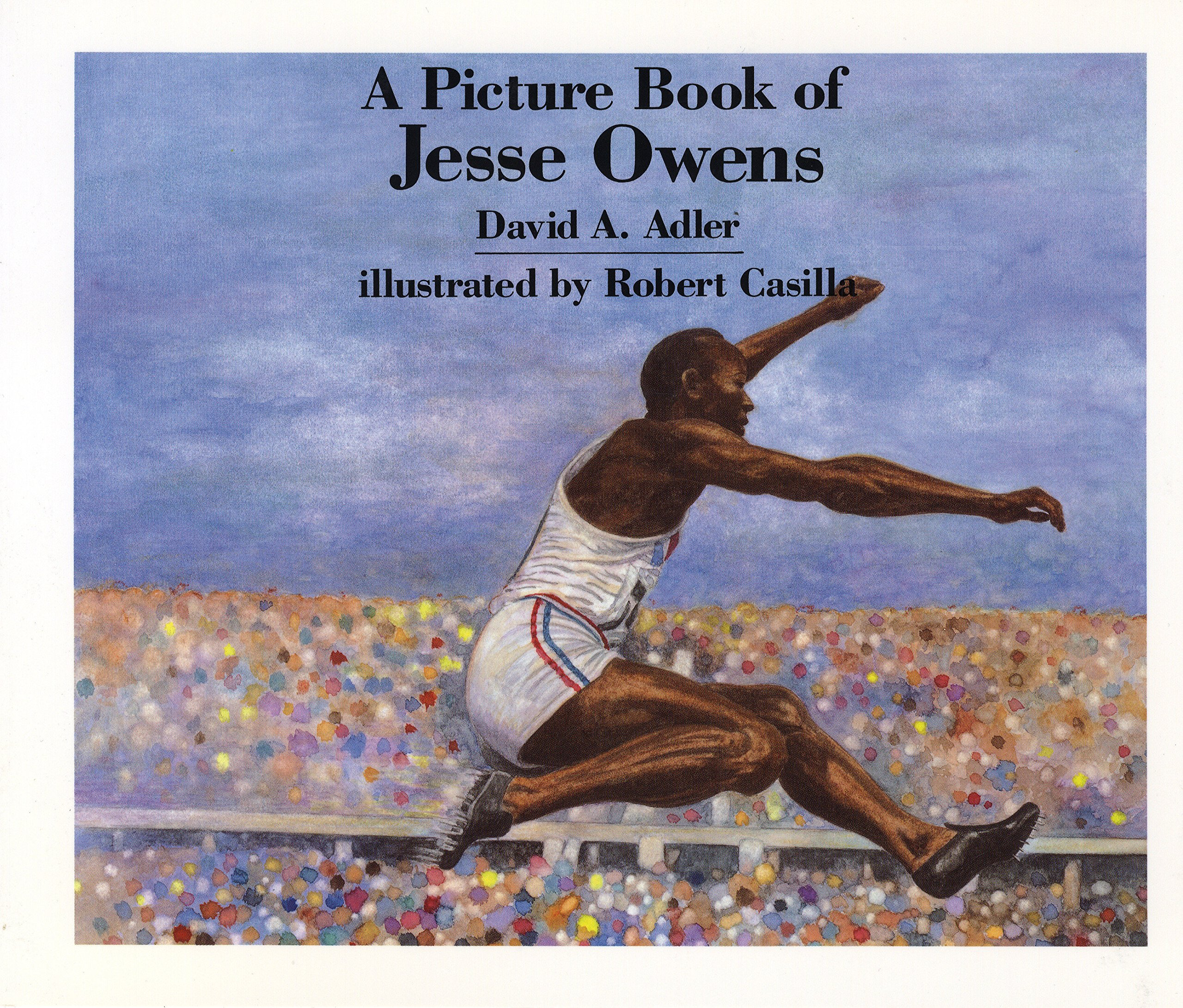 A Picture Book of Jesse Owens (Picture Book Biography) by Holiday House (Image #1)