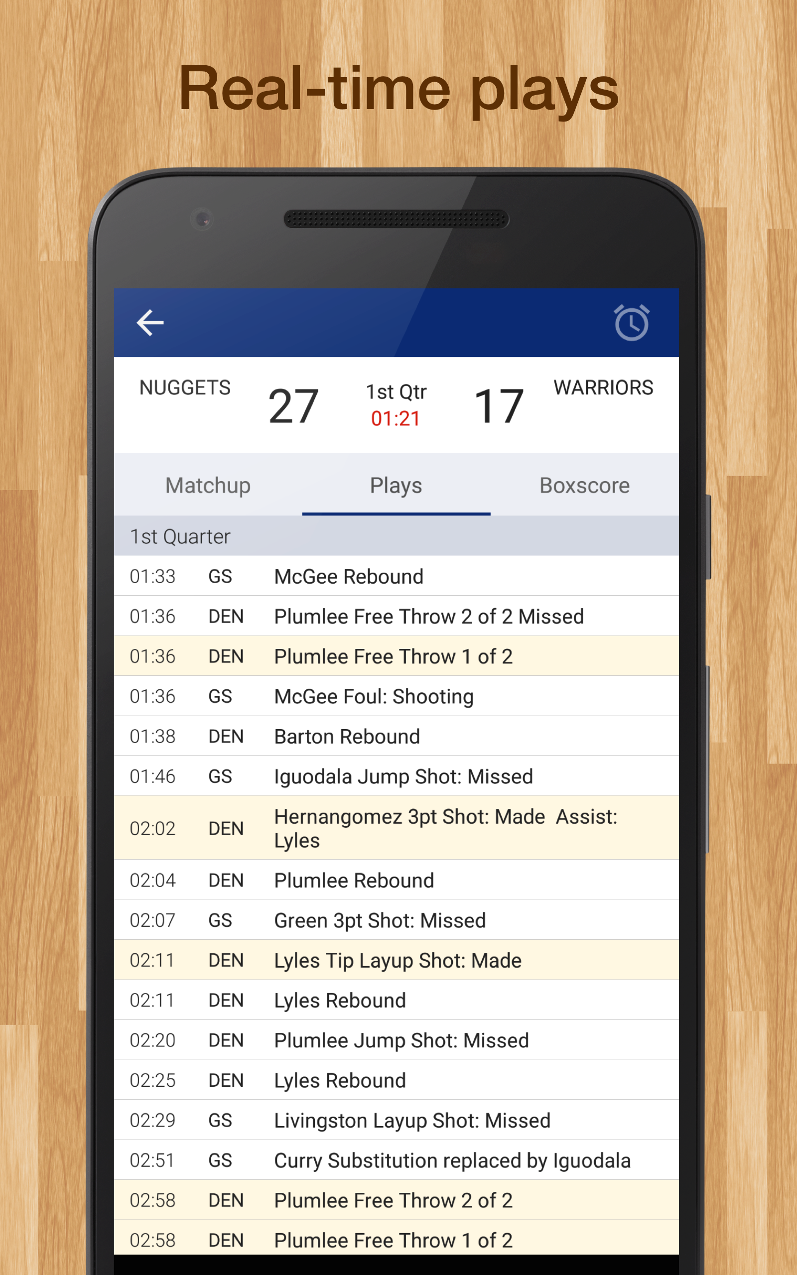 Basketball NBA Live Scores, Stats, Plays, & Results: Amazon.com.au: Appstore for Android - 웹