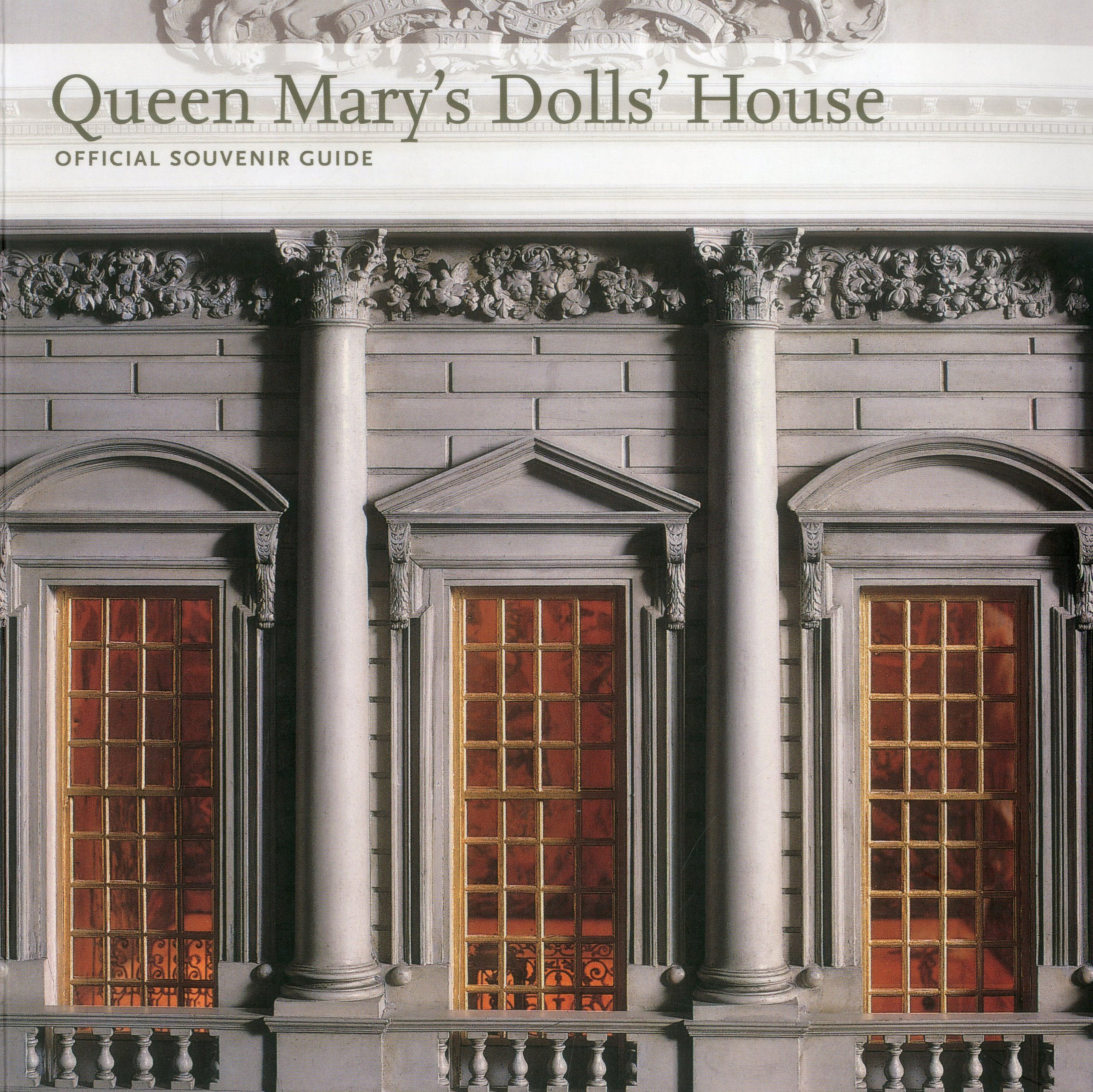 Read Online Queen Mary's Dolls' House: Official Souvenir Guide (Souvenir Guides) pdf
