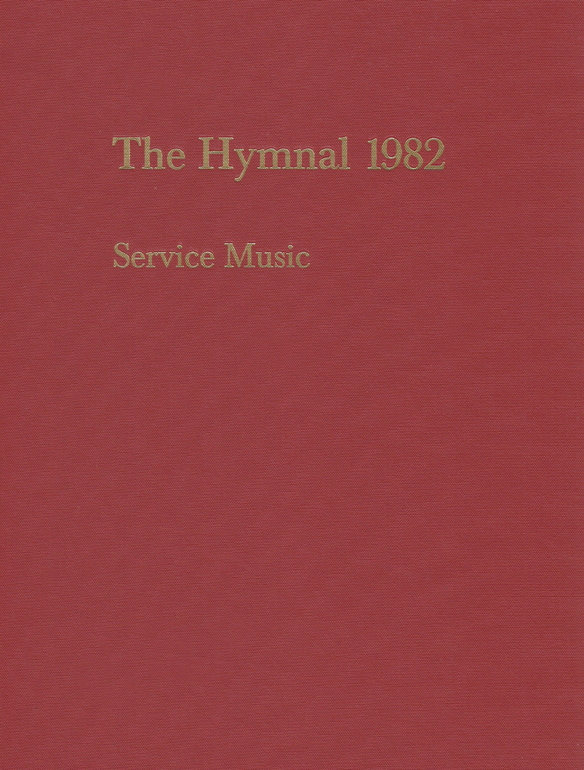 The Hymnal 1982: According to the Use of the Episcopal Church, Accompaniment Edition (2 Volumes)  by CHURCH PUBLISHING INC