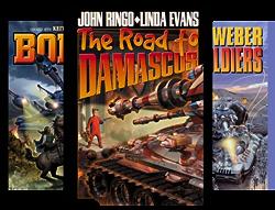Bolo series (3 Book Series) by  Keith Laumer John Ringo Linda Evans David Weber