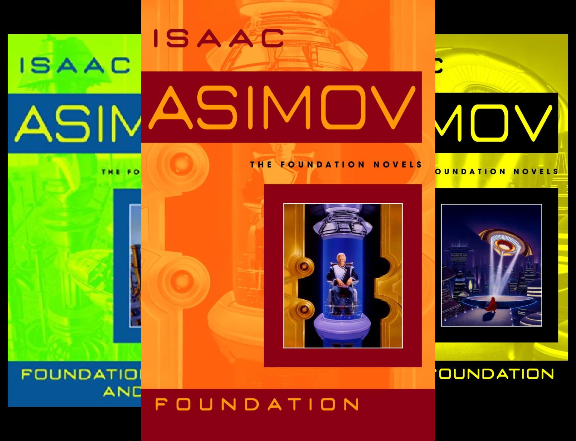 Foundation (1951 - 1993) (Book Series)