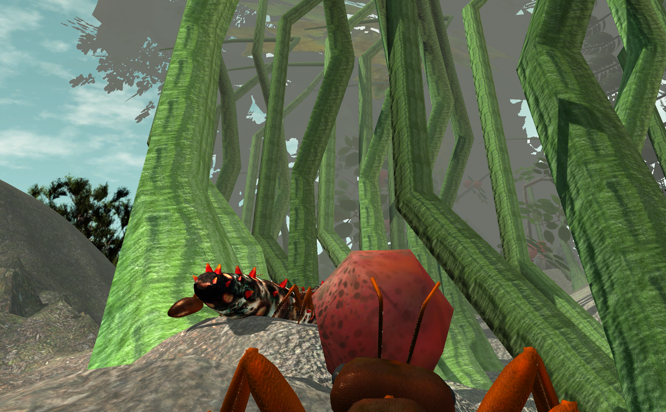 Ant Simulation [Download]