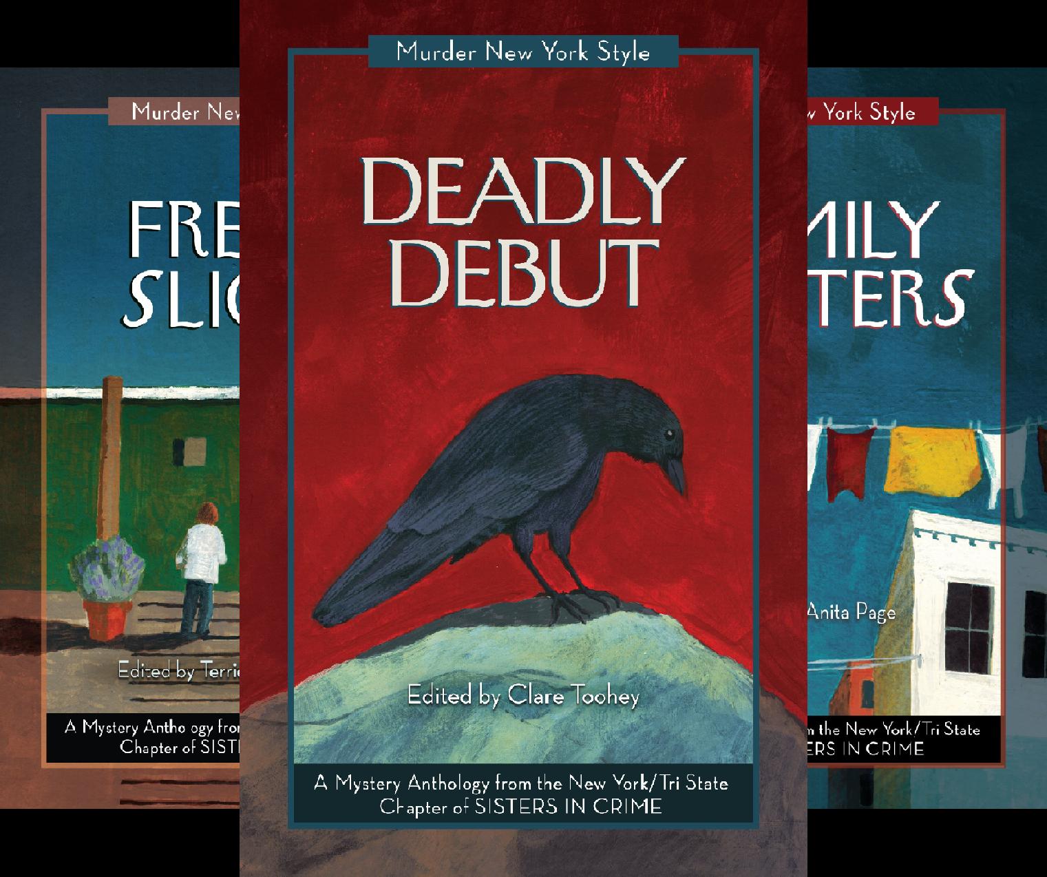 Murder New York Style (3 Book Series)