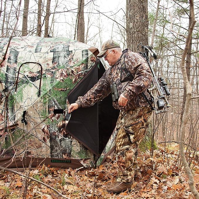 Barronett Ox 5 Ground Hunting Blind