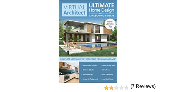 Amazon Com Virtual Architect Ultimate Home Design With