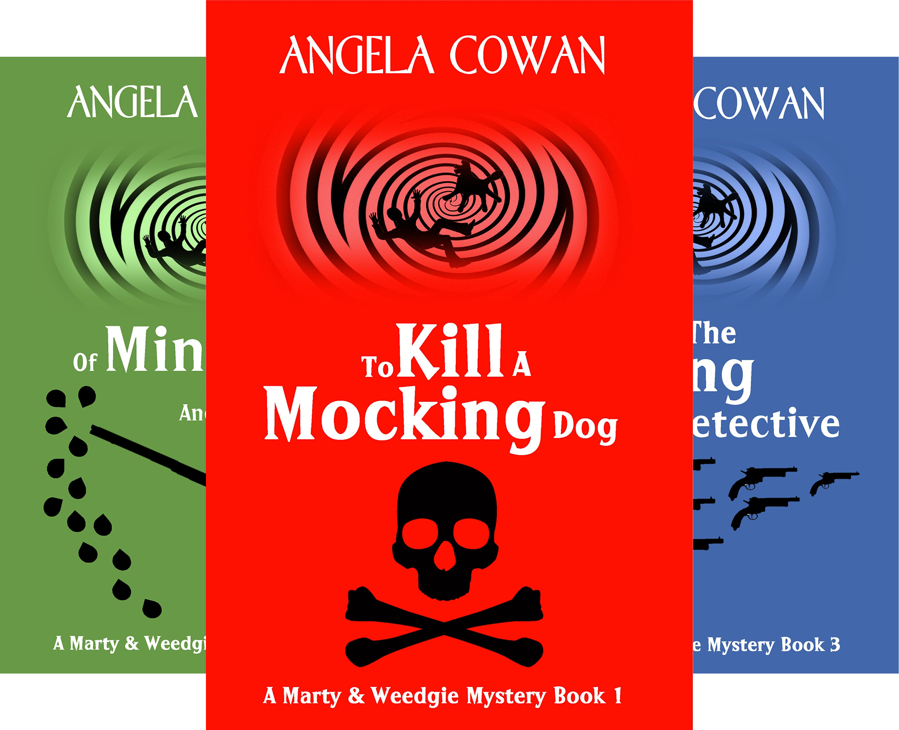 A Marty & Weedgie Novel (7 Book Series)