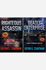 Mike Stoneman Thriller (2 Book Series) Kindle Edition