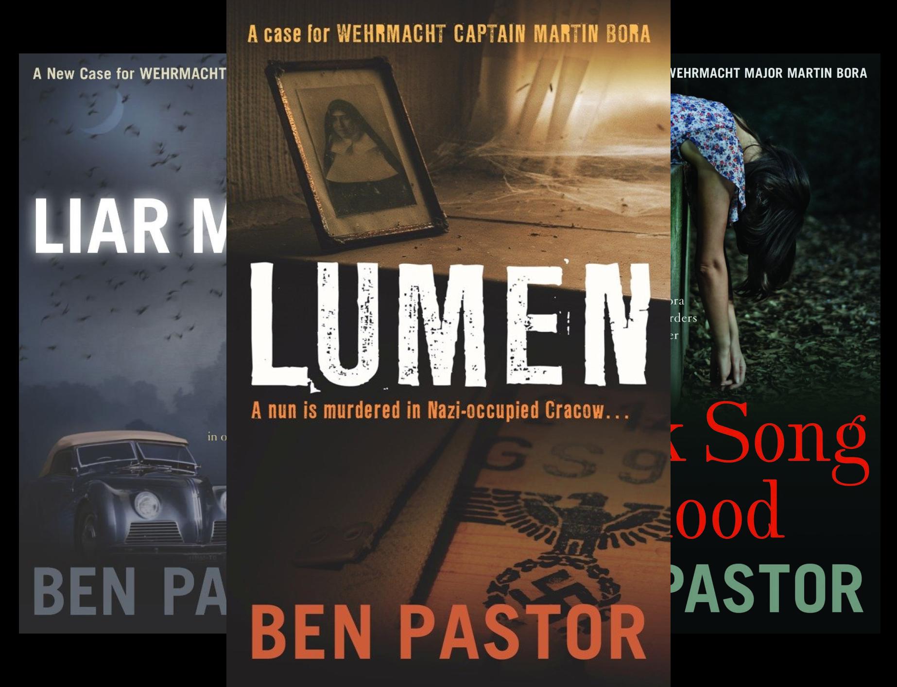 Martin Bora (5 Book Series)