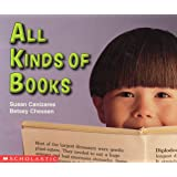 All Kinds Of Books (Emergent Reader) (Learning Center Emergent Readers)