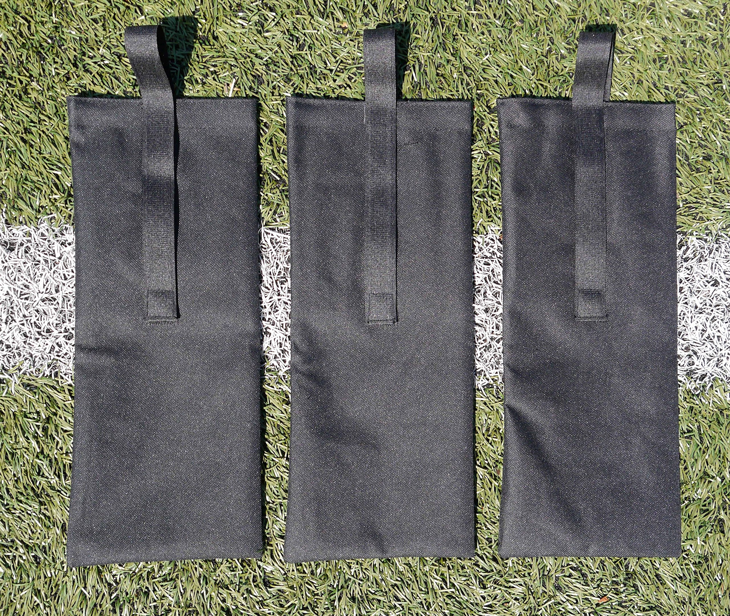 Spruce Athletic Sandbags (Set of 3) for pop up goals and other sports equipment