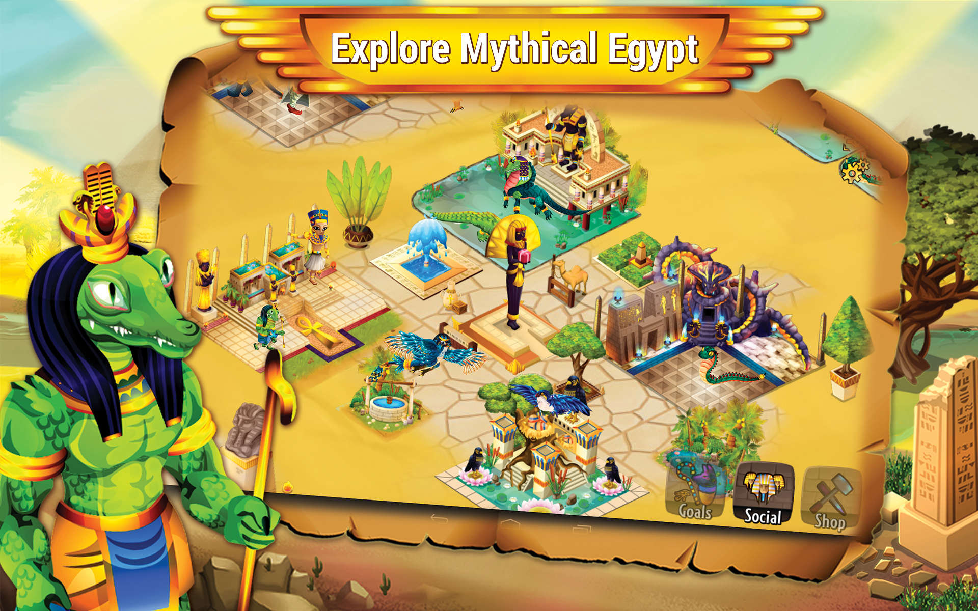 Amazon.com: Ancient Egypt: Age of Pyramids: Appstore for