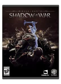Middle-Earth: Shadow Of War [Online Game Code]