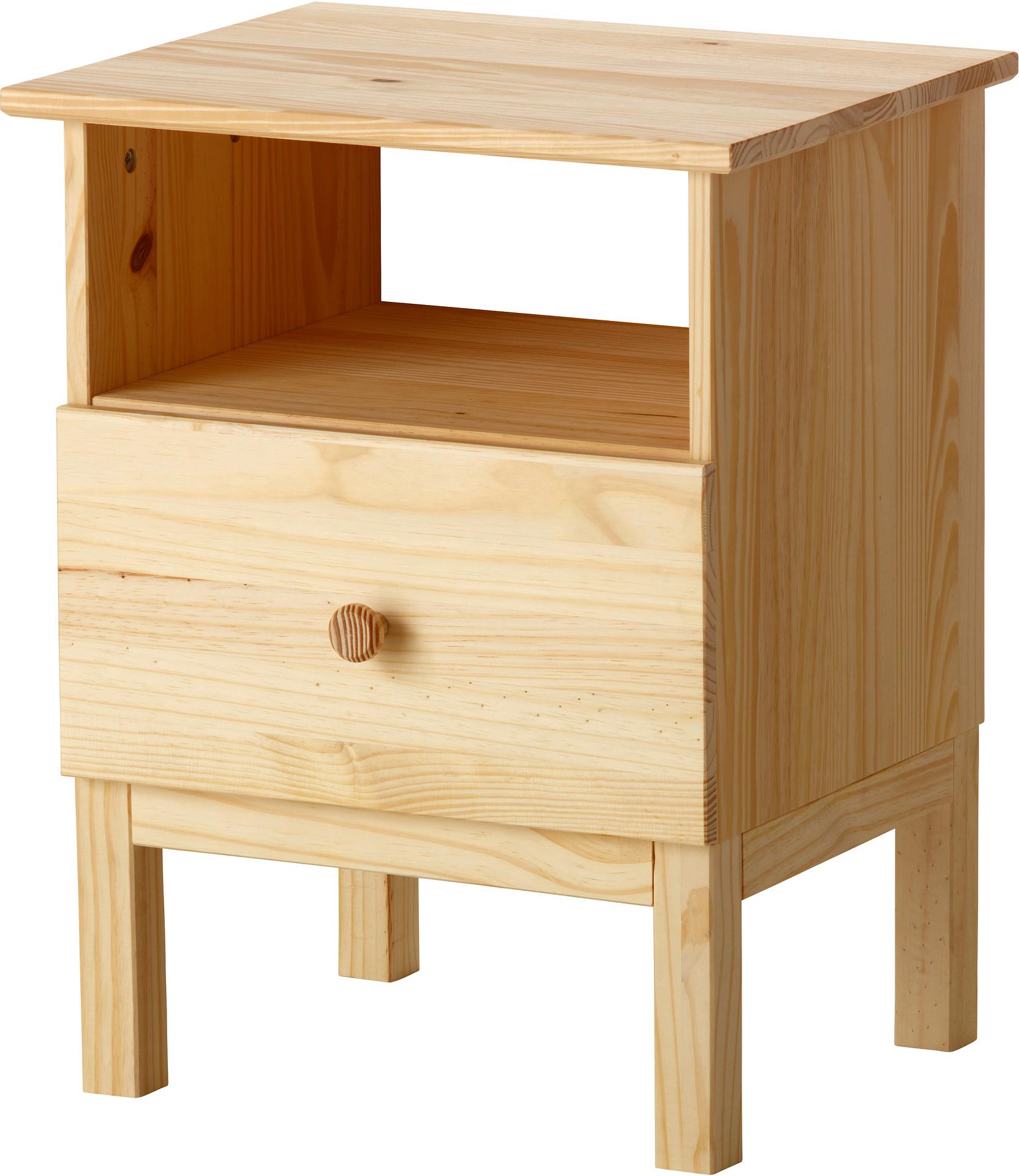 TARVA Nightstand - IKEA