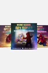 Secret School Spy Squad (5 Book Series) Kindle Edition