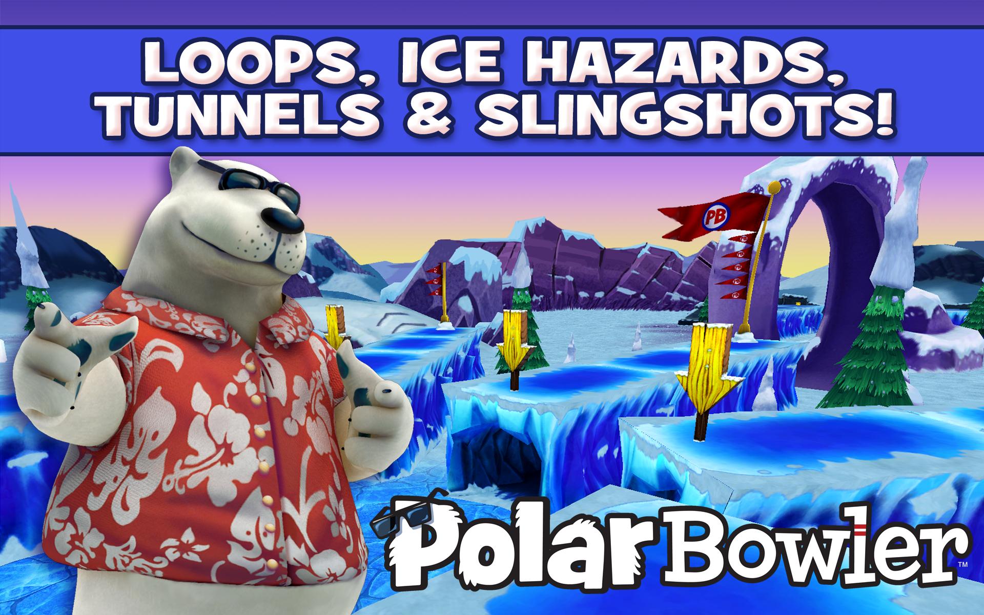 polar bowler ilimitado