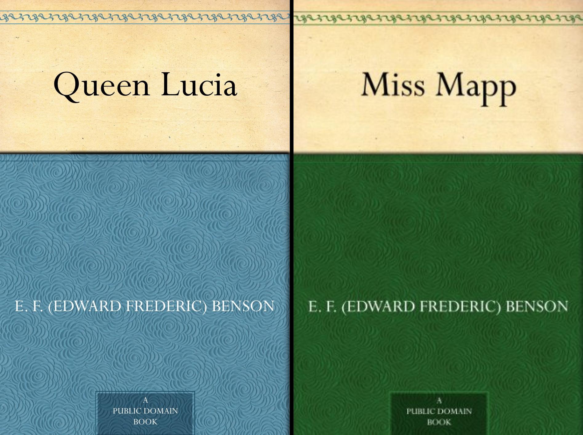 Lucia Series (2 Book Series)