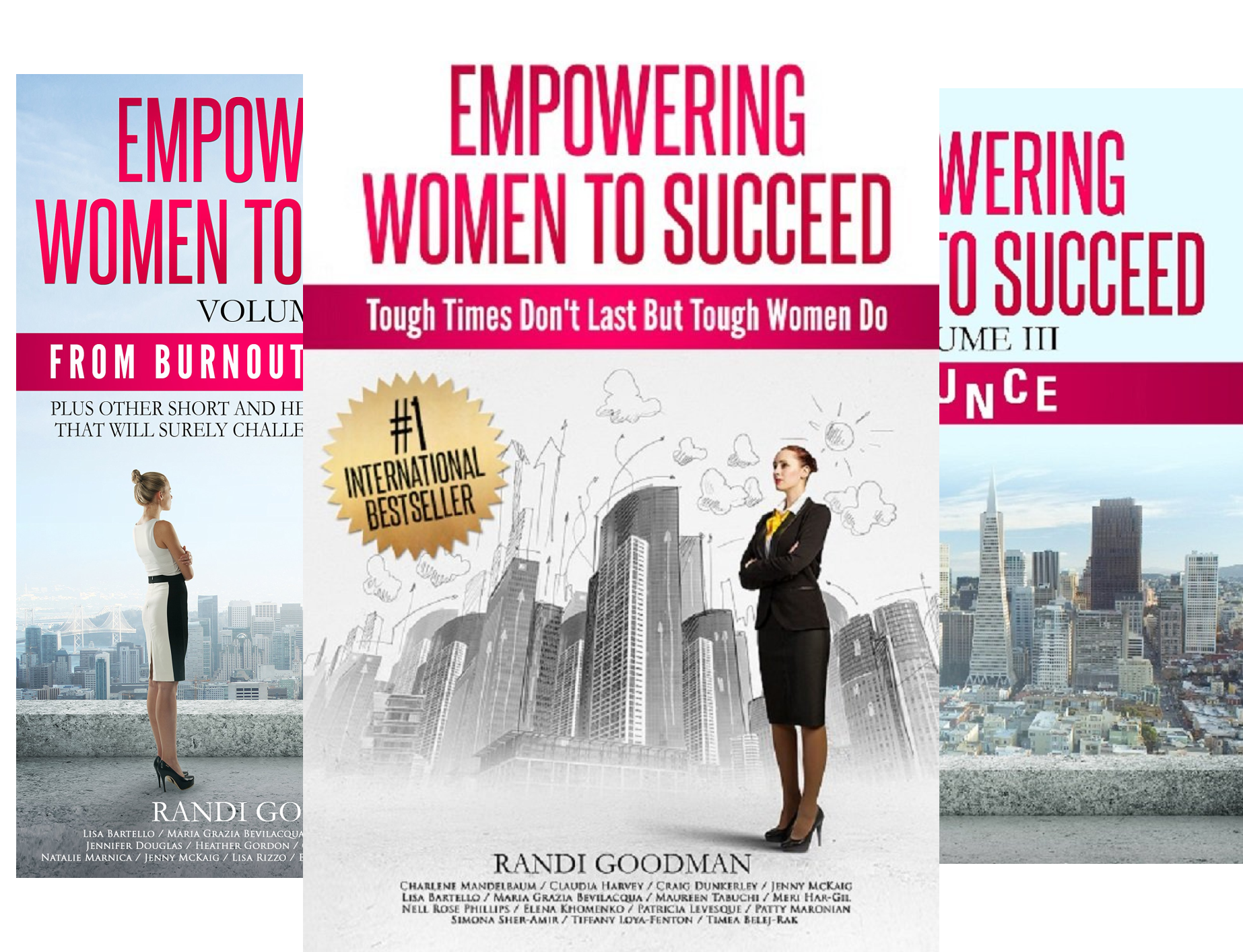 Empowering Women to Succeed (3 Book Series)