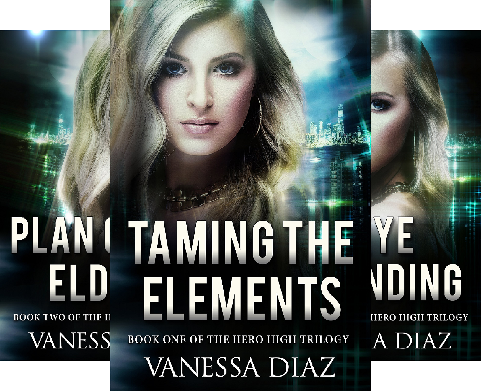 Vanessa Diaz Teen & Young Adult Paranormal & Urban Fantasy eBooks