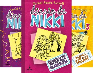 Diario De Nikki 1 Crónicas De Una Vida Muy Poco Glamurosa Spanish Edition Kindle Edition By Russell Rachel Renée Esteban Moran Children Kindle Ebooks
