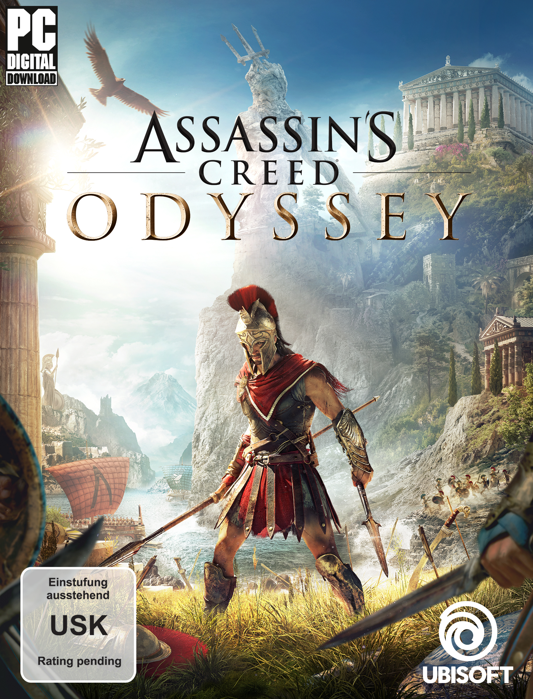 Assassin s Creed Odyssey [PC Code Uplay] Amazon Games
