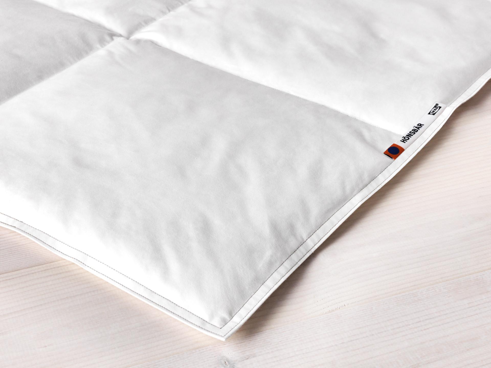 HÖNSBÄR Comforter, cooler - -, Full/Queen - IKEA