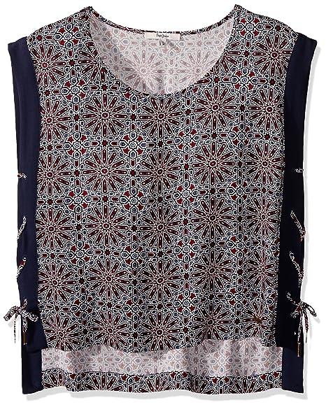 0aa151a8d Pepe Jeans Tula Teen Blusa para Niñas, Multicolor, XXS: Amazon.com ...
