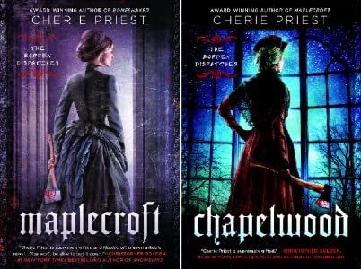Chapelwood (The Borden Dispatches Book 2) - Kindle edition by Priest,  Cherie. Literature & Fiction Kindle eBooks @ Amazon.com.