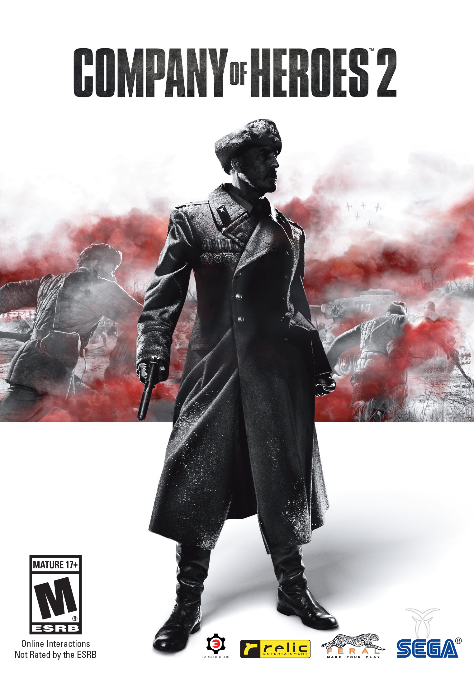 (Company of Heroes 2 [Online Game Code])