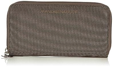 Amazon.com: Mandarina Duck Womens MD20 PORTAFOGLIO BLACK ...
